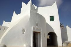 Berber house in Libya Stock Images