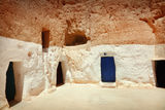 Berber house Stock Photography