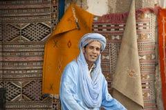 Berber mężczyzna Fotografia Stock