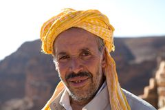 Berber man Royalty Free Stock Photography