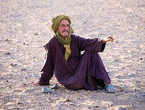 Berber Man Stock Image