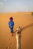 Berber-Mann Lizenzfreie Stockfotografie
