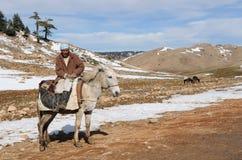 Berber marroquino Imagens de Stock