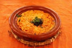 Berber-Omelett Lizenzfreies Stockfoto
