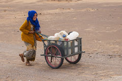 Berber people Royalty Free Stock Images