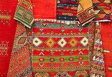 Berber rugs Royalty Free Stock Image