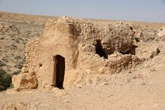 Berber ruins in Libya Stock Photos