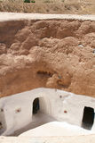 Berber's dwelling in the Sahara Royalty Free Stock Photo