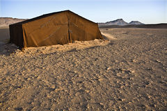 Berber tent Stock Photography