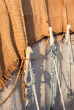 Berber tents in Essaouira, Morocco Stock Photo
