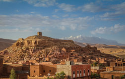 Berber village Royalty Free Stock Photos