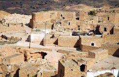berber wioska Zdjęcie Royalty Free