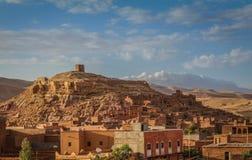 Berber wioska Zdjęcia Royalty Free