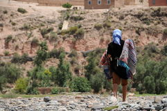 berber woman Royalty Free Stock Images