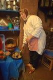 Berber woman Stock Photos