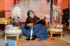 Berber woman Stock Photo