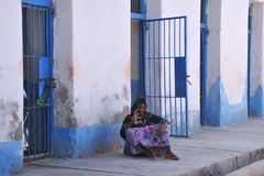 Berbera mental hospital Royalty Free Stock Photo