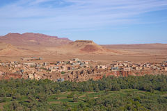 Berberby Arkivbild