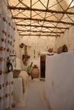 berberghadames house libya royaltyfri foto