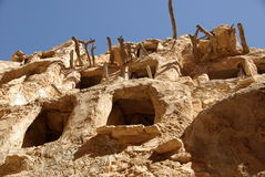 berbergranary libya royaltyfria foton