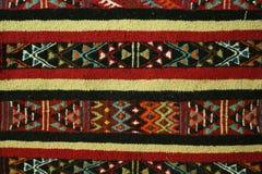 Berbers mattstil - Margoum arkivfoton