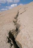 The Berca Mud Volcano in Buzau, Romania Royalty Free Stock Photography
