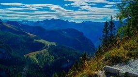 Berchstesgaden park narodowy Obrazy Stock