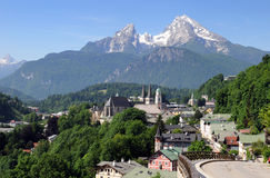 Berchtesgaden Stock Photo