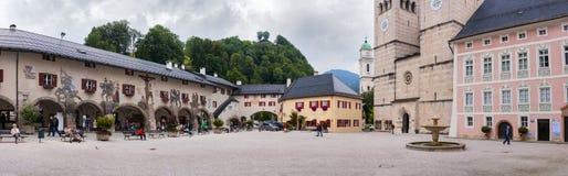 Berchtesgaden Arkivbilder