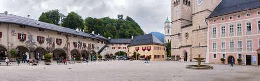 Berchtesgaden Stock Images