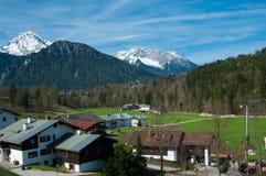 Berchtesgaden, Duitsland Royalty-vrije Stock Afbeelding
