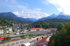 Berchtesgaden, Germany Royalty Free Stock Image