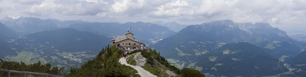 BERCHTESGADEN,GERMANY,  The Eagle's Nest Stock Photography