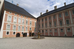 Berchtesgaden Königliches Schloß - King Palace. Königliches Schloß - King Palace in Berchtesgaden, Germany Stock Photography