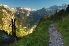 Berchtesgaden National Park, Germany Stock Images