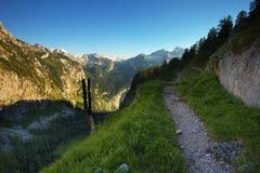 Berchtesgaden park narodowy, Niemcy Zdjęcia Stock