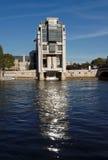 Bercy, ministère de l'économie à Paris Photo stock