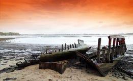 Berder island in Morbihan Royalty Free Stock Photo