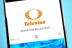 Editorial televisa logo