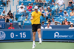 Berdych 235 Royalty Free Stock Image