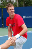 Berdych Tomas (CZE) at Rogers Cup 2008 (3). Rogers Cup 2008 ATP Masters Series Event in Toronto Berdych Tomas (CZE Stock Image