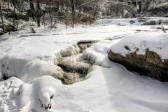 Berea tombe en hiver images libres de droits