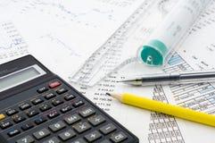 Berechnen Sie Lizenzfreie Stockfotos