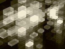 Berechnet Hintergrundes - erzeugten Bildes der Zusammenfassung digital Stockfotografie