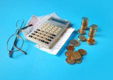 Berechnung Lizenzfreie Stockbilder