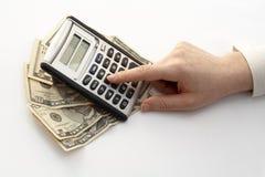 Berechnung Lizenzfreies Stockfoto