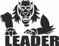 Berechtigung eines Führers vektor abbildung