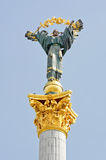 Berehynia statue Royalty Free Stock Photos
