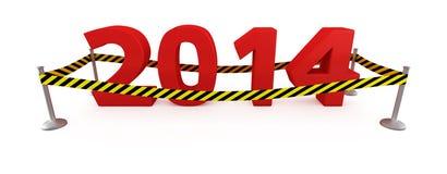 Bereich 2014 Lizenzfreie Stockfotos