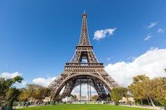 Bereisen Sie Eiffel in Paris lizenzfreies stockfoto